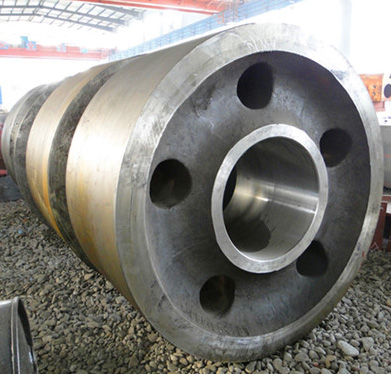 Ball mill cast iron pulley