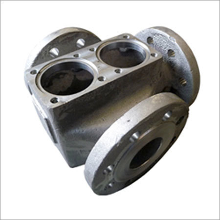 Alloy steel sand casting part