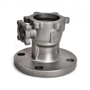 carbon steel gate valve investment casting