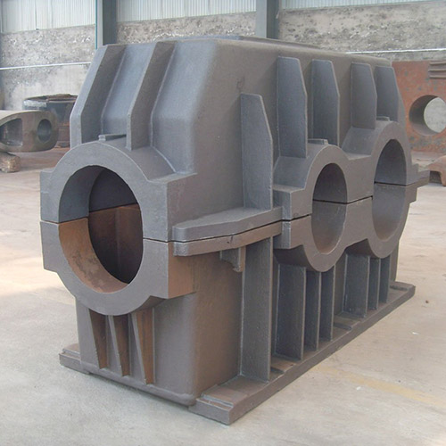 Big steel casting parts, cast steel part