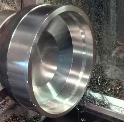 Machined parts, Essa LM2 Pulverizing Mill grinding head