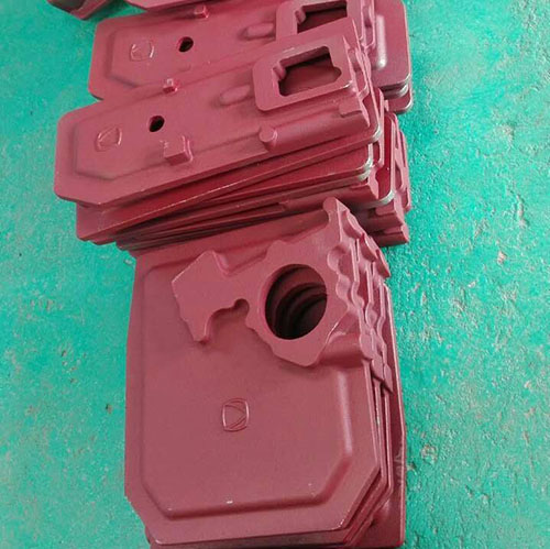 Sand casting iron casting tractor parts