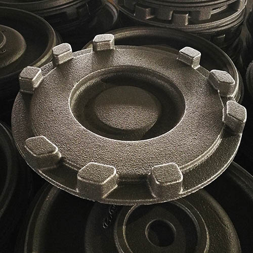 China made cast iron clutch pressure plate
