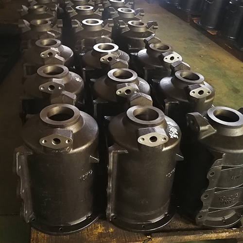 Ductile Iron Casting Cylinder Housing