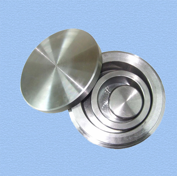 Chrome steel grinding head