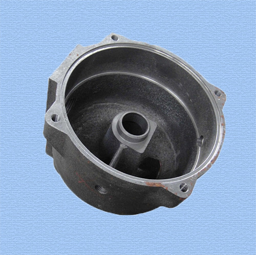 high quality customized sand casting ductile iron part